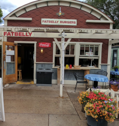 Fatbelly Burgers in Carbondale, CO