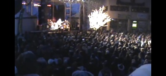 Rusted Root playing in a Blizzard 3/13/08